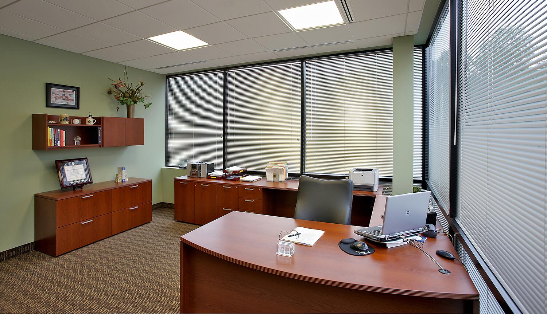 Financial Office Interior Transformations Residential