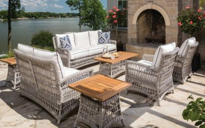 Outdoor Space Choices: Furniture and Fabrics